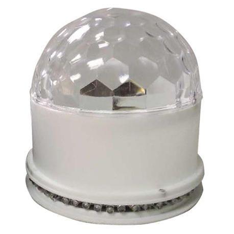 EFECTO LED IBIZA LIGHT UFO-ASTRO-WH