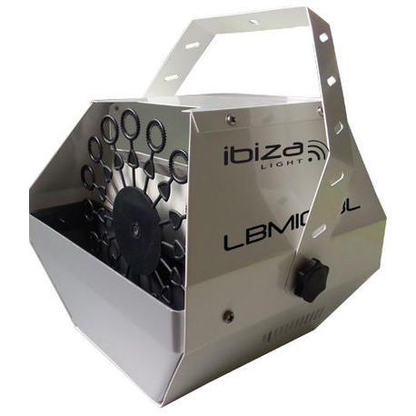 MAQUINA DE BURBUJAS IBIZA LIGHT LBM10-WH
