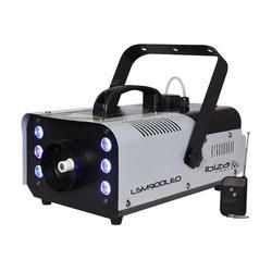 MAQUINA DE HUMO + EFECTO LED IBIZA LIGHT LSM900LED DMX 900W 6xRGB LEDs