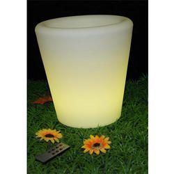 MACETERO LED IBIZA LIGHT LED-POT29 27x29cm