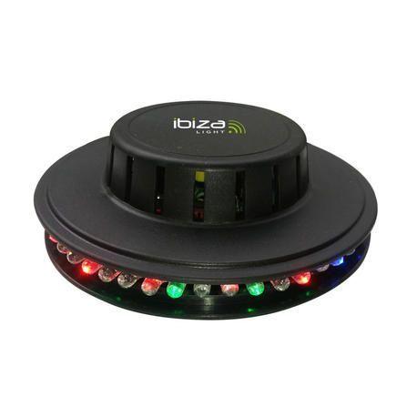 EFECTO LED IBIZA LIGHT UFO-BL