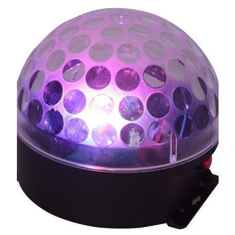 EFECTO LED IBIZA LIGHT ASTRO-BAT 4x3 RGBA A BATERIAS