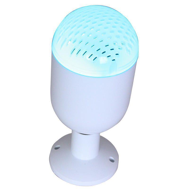 Lampara led con altavoz ibiza light led sound bluetooth for Lampara altavoz bluetooth