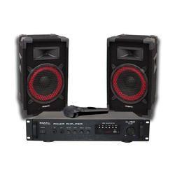 EQUIPO DE SONIDO IBIZA SOUND DJ150 150W