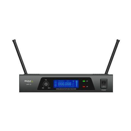 MICROFONO INALAMBRICO DE MANO IBIZA SOUND UHF10A