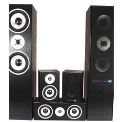 ALTAVOCES HOME CINEMA LTC AUDIO E1004BL NEGRO