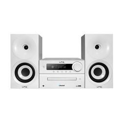 MINICADENA LTC AUDIO CDM100-WH 2x20W AM/FM/CD/BLUETOOTH/NFC