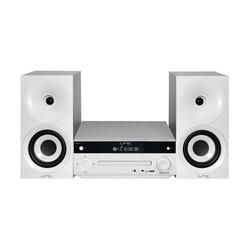 MINICADENA LTC AUDIO CDM101-WH 2x20W AM/FM/CD/BLUETOOTH/NFC