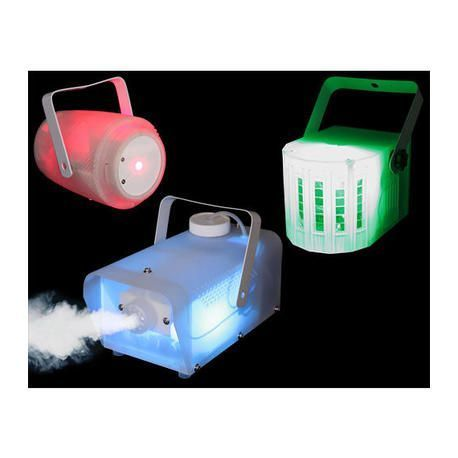 IBIZA LIGHT CLEAR-PACK CONJUNTO DE ILUMINACION TRANSLUCIDO
