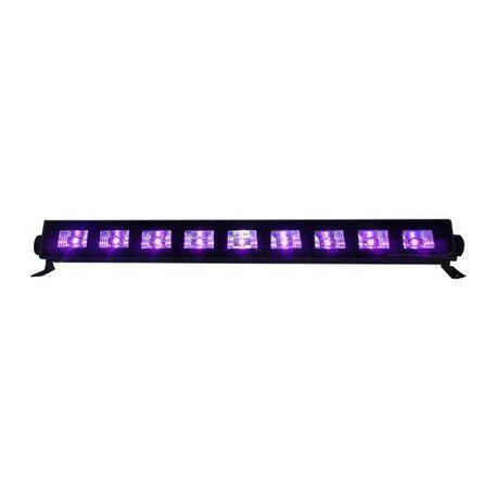 IBIZA LIGHT LED-UVBAR BARRA LED UV 9x1W