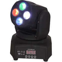 IBIZA LIGHT LMH350RGBW-MINI CABEZA MOVIL LED WASH DMX 4xRGBW