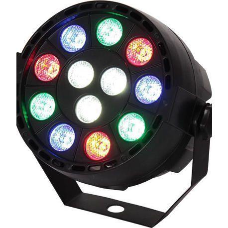 IBIZA LIGHT PAR-MINI-RGBW FOCO LED 13W RGBW