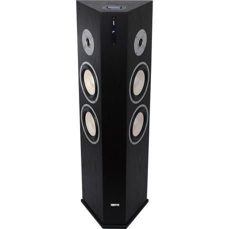 "MADISON MAD-CENTER220BI-BK ALTAVOZ HI-FI CENTRAL AUTOAMPLIFICADO USB/SD/BLUETOOTH 6.5"" 220W BLACK"