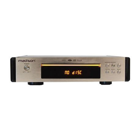 MADISON MAD-CD10 REPRODUCTOR CD Y FM