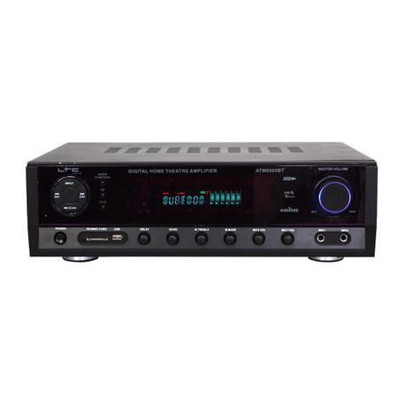 LTC AUDIO ATM6500BT AMPLIFICADOR HI-FI 2x50W+3x20W BLUETOOTH/FM