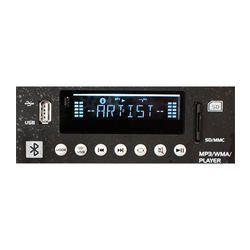 IBIZA SOUND PORT15UHF-BT-WH ALTAVOZ PORTATIL CON BATERIAS USB/VOX/BLUETOOTH/2xUHF MICS