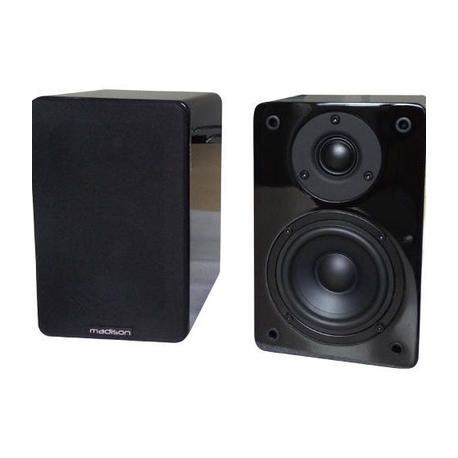 MADISON MAD-BS4BL ALTAVOZ HI-FI (PAREJA)