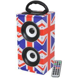 LTC AUDIO FREESOUND-UK ALTAVOZ PORTATIL USB/SD/AUX/BLUETOOTH/FM