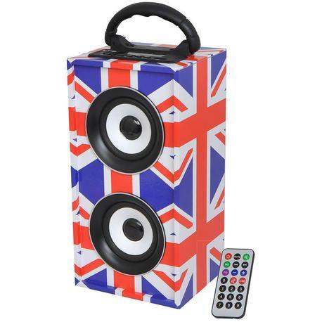 LTC AUDIO FREESOUND-UK ALTAVOZ PORTATIL USB/SD/AUX/BLUETOOTH/FM