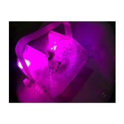 IBIZA LIGHT LBM10-CLEAR MAQUINA DE BURBUJAS TRANSLUCIDA