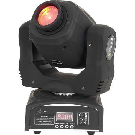 IBIZA LIGHT LMH50LED CABEZA MOVIL SPOT LED 60W