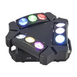 IBIZA LIGHT 9BEAM-MINI EFECTO LED