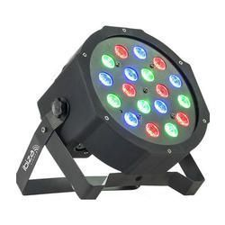 IBIZA LIGHT PARLED181 FOCO LED RGB DMX 18x1W