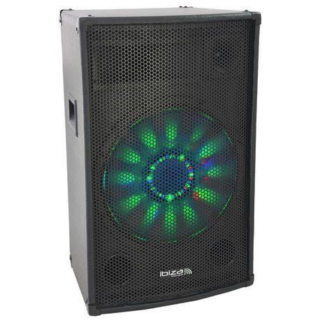 IBIZA SOUND X-LED10 ALTAVOZ 300W