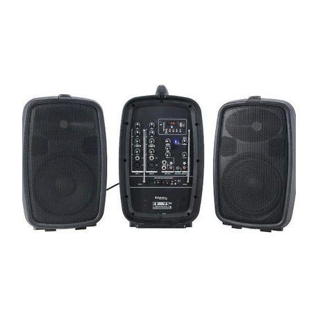 IBIZA SOUND COMBO208-VHF EQUIPO DE SONIDO PORTATIL 150W