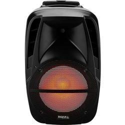 IBIZA SOUND BTM15A-LED ALTAVOZ AUTOAMPLIFICADO FM/USB/SD/BLUETOOTH 500W