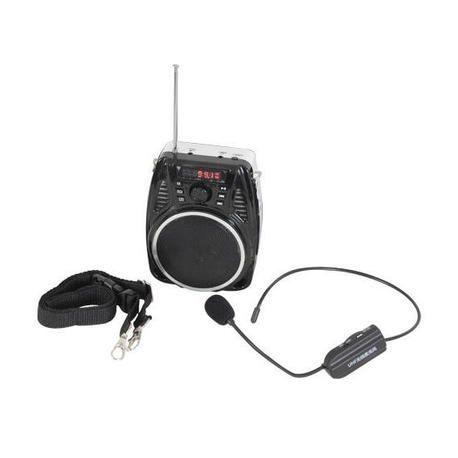 IBIZA SOUND PORT3-UHF EQUIPO DE AMPLIFICACION PERSONAL UHF