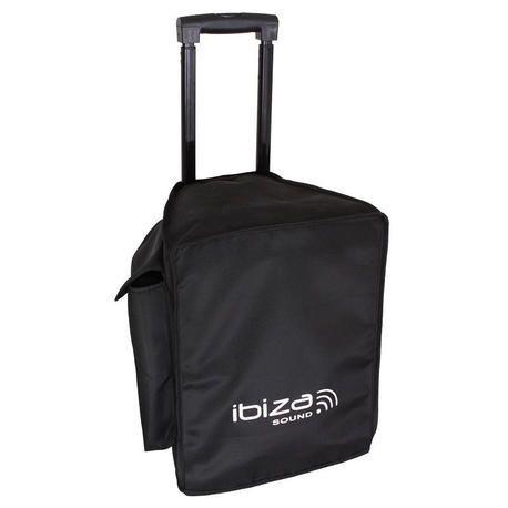 IBIZA SOUND PORT-BAG15 FUNDA DE ALTAVOZ
