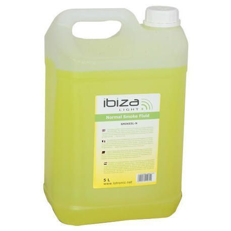 IBIZA LIGHT SMOKE5L-N LIQUIDO HUMO DENSIDAD MEDIA 5L