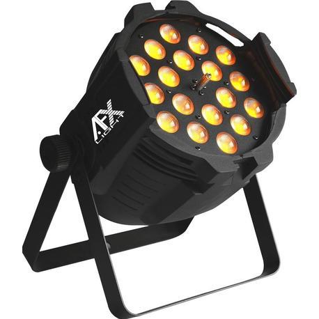 AFX PARLED-1820Z FOCO LED 18x15W RGBAW ZOOM