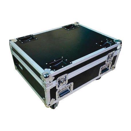 Afx Fl Freepar Flight Case Para 8x Proyectores Freepar Ibiza Sound