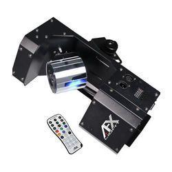 AFX ROLLER10LED SCANNER LED DMX CON MANDO