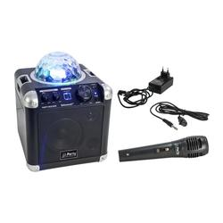 PARTY PARTY-ROCKER ALTAVOZ PORTATIL CON EFECTO LED RGB 50W