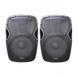 IBIZA SOUND WIFI15A ALTAVOZ AUTOAMPLIFICADO INALAMBRICO USB/SD/FM/BLUETOOTH/WIFI 600W