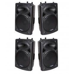 """4 x ALTAVOZ IBIZA SOUND SLK12 12"""" 600W"""
