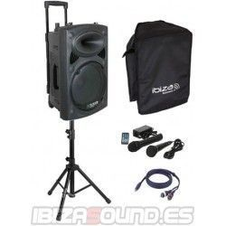 IBIZA SOUND PORT8UHF PACK-1