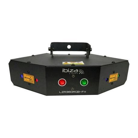 LASER RGB IBIZA LIGHT LZR360RGB-FX 360MW