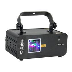 IBIZA LIGHT LZR60G LASER VERDE 60mW
