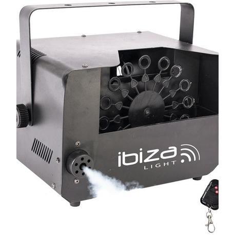 IBIZA LIGHT FOG-BUBBLE400 MAQUINA DE HUMO Y BURBUJAS