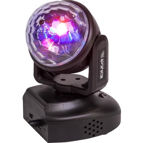 IBIZA LIGHT LMH-ASTRO CABEZA MOVIL LED RGB