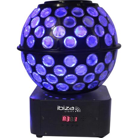 IBIZA LIGHT STARBALL-GB EFECTO LED RGBW