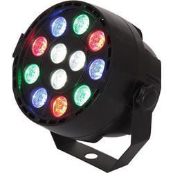 IBIZA LIGHT PARBAT-RGBW FOCO LED 12x1W RVBB