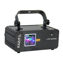 IBIZA LIGHT LZR430RGB LASER ROJO-VERDE-AZUL 430mW