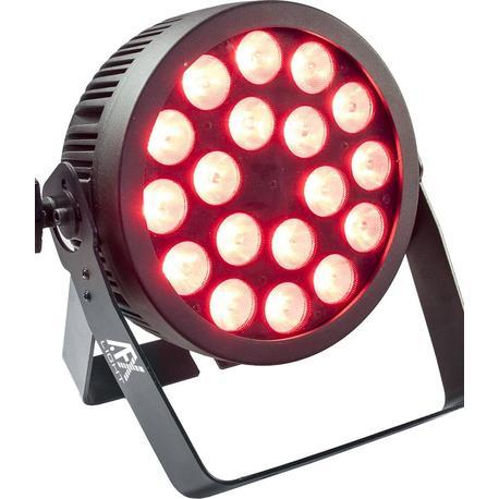 AFX PROPAR18-HEX FOCO LED 18x12W RGBWA+UV