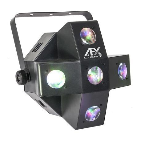 AFX COMET-GOBO EFECTO LED DMX