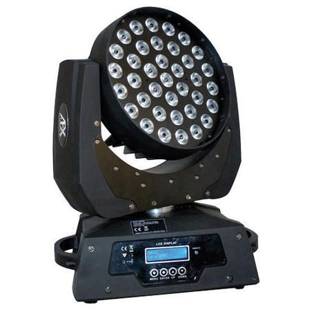 AFX LMH460Z-2 CABEZA MOVIL LED RGBW CON ZOOM